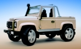 BRUDER - LAND ROVER PICK UP
