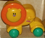 FISHER PRICE - JEZDÍCÍ LEV