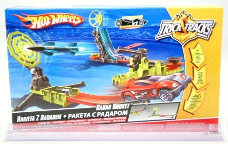 HOT WHEELS DRÁHA STARTER - RADAR
